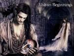 Wie heißen die beiden Ehefrauen der Volturi?