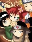 Mit welchem Naruto-Jungen würdest du gerne was gehen?Gib es zu!