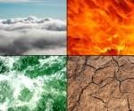 Wie heißen die 4 Elemente?