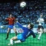 EM 1984: Im letzten Spiel Jupp Derwalls als DFB-Coach verlor die deutsche Elf trotz deutlichem Chancenplus im letzten Vorrundenspiel gegen Spanien mit