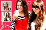 Wie heißt Miley Cyrus' beste Freundin mit Vornamen?