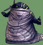 In welchem Verbrechersyndikat ist der Hutte Ziro, der Onkel von Jabba?