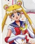 Was war Sailor Moons erste Waffe?