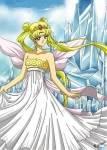 Wer ist die Königin von Kristalltokyo?