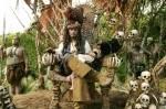 """Wer spielt im Film """"Fluch der Karibik"""" Jack Sparrow?"""