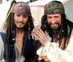 """Wer spielt im Film """"Fluch der Karibik 3"""" Captain Jacks Vater?"""