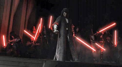 Was für ein Sith bist du?