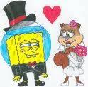 Wollen Spongebob und Sandy heiraten?