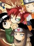 Naruto-Mädchen-Test mit Verwirrungsgarantie (für Jungen)