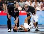 """Welcher THW-Spieler verletzte sich bei einem """"Trainigsspiel""""?"""