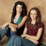 Was sagt Rory als erstes als sie Marty zu einem gemeinsamen DVD-Abend die Tür öffnet (5. Staffel)?