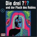 """Welches Gerät benutzen die Drei?, um den Rubin in der Folge """"Der Fluch des Rubins"""" zu finden?"""