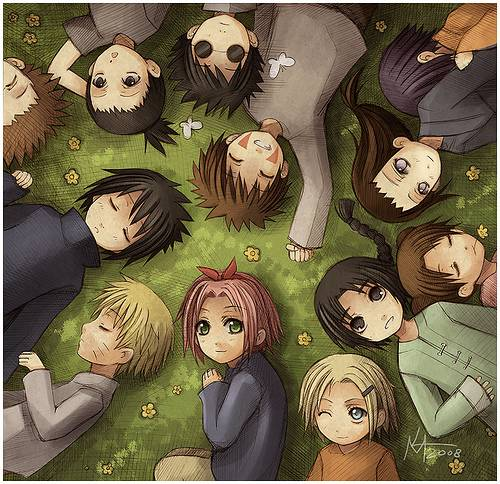 Naruto Liebeste...