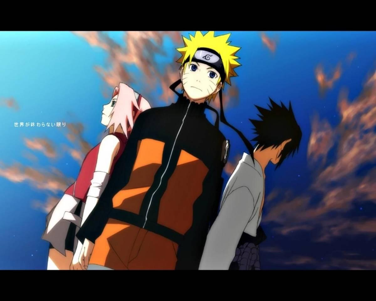 Wie Viele Staffeln Hat Naruto
