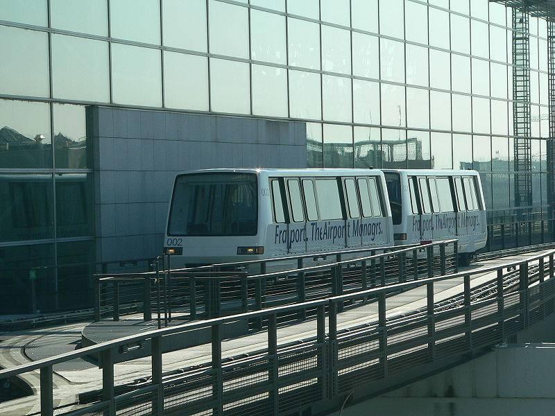 Frankfurt Flughafen Welches Terminal