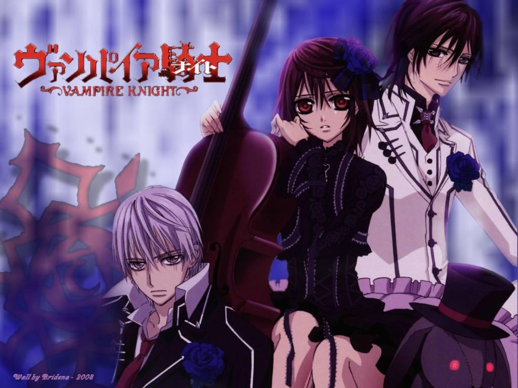 Mit welcher vampire knight figur bin ich verwandt - Vampire knight anime wallpaper ...