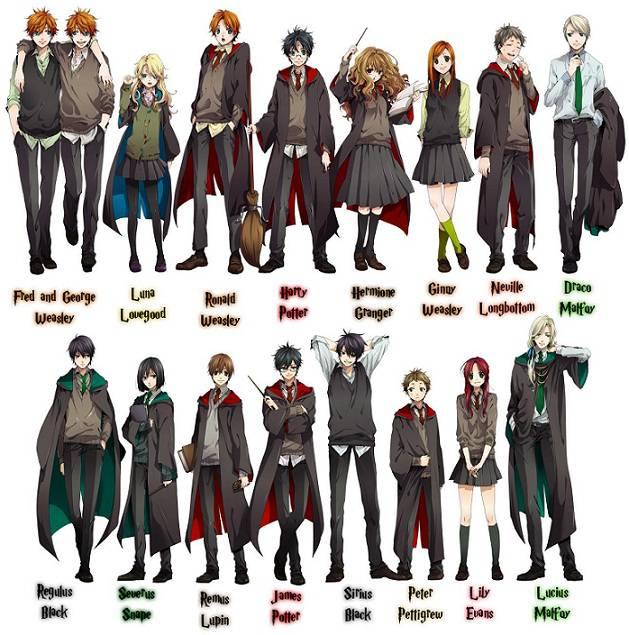 Harry Potter Liebestest