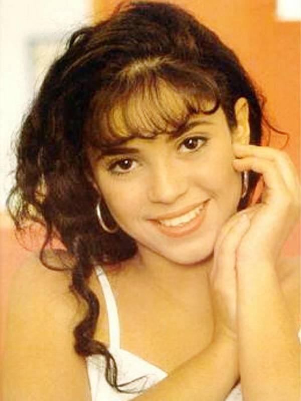 Шакира в молодости новые фото