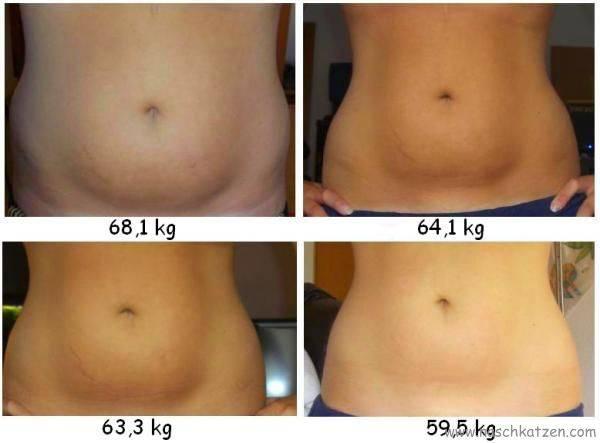Welche Trainings für das Verbrennen des Fettes auf dem Bauch ergebnisreicher ist