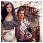 In welcher Folge lernt Elena Damon kennen & wo?