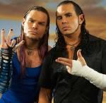 Mit wem bildete Jeff in der WWE ein Tag Team?