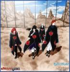 Sasuke fängt mit seinem Team den Achtschwänzigen!