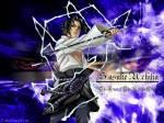 Sasuke bringt Deidara mit seinem Jutsu um.