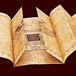 Die Karte des Rumtreibers beleidigt Snape.
