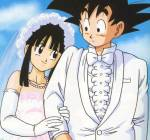 Wen hat Son-Goku geheiratet?
