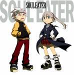 Soul Eater ist ein Schwert und Makas Partner!