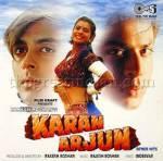 Karan und Arjun werden wiedergeboren, Wie heißen sie dann?