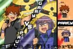 Egal was du gemacht hast es kommt zum Pokemon Kampf. Welches Pokemon setzt er ein und für wenhoffst du dass er gewinnt?