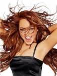 Magst du gefärbte Haare, wie rot oder orange oder schwarz?