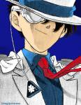 Wie wird Kaito Kid auch noch genannt?