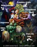Welches Monster findest du am besten?
