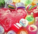 Wie sieht es mit Süßigkeiten aus?