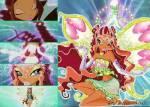 Wie bekam Layla ihre Enchantix?