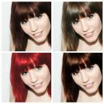 Hey:))Welche Haarfarbe hast du?