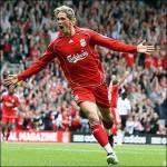 Wie viele Spiele und Tore absolvierte Fernando Torres für FC Liverpool