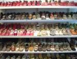 Wie viele Schuhe hast du?