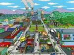 Wie heißt die Stadt, in der die Simpsons leben?