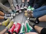 Welche Schuhe trägst du am meisten?