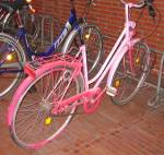 Wer glaubst du hat mehr Fans als dieses Fahrrad?