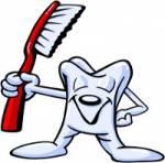 Putzt du jeden Tag deine Zähne?
