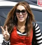 Wie heißt Mileys Patentante?