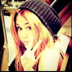 Was ist Mileys Natur Haarfarbe?