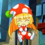 Rima Mashiro hat einen Chara namens Kusukusu