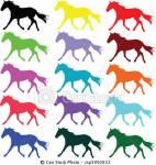 Welche Farbe sollte dein Pferd haben?