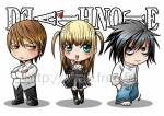 Death Note Lovestory