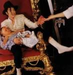 Wie groß ist Michael?